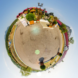 3D тур по Терскому конному заводу №169. г.Минеральные воды