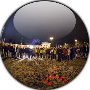 3D панорама, автопробег УМ, г.Москва, м.ВДНХ
